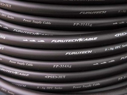Furutech FP-314ag Mains Power Cable