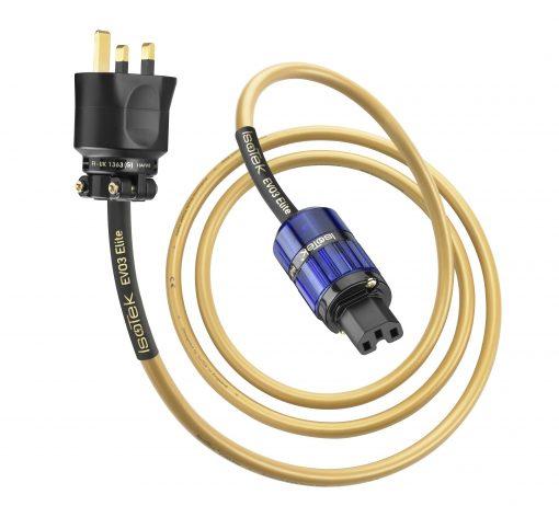 IsoTek EVO3 Elite Mains Power Cable