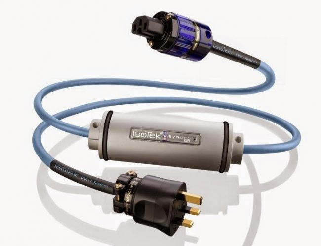 IsoTek EVO3 Syncro Special Edition Mains Power Lead