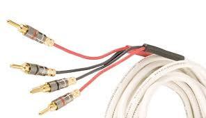 Black Rhodium Salsa Speaker Cable