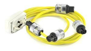 Hydra 4 into 1 Mains Cable Set