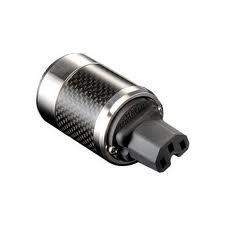 Furutech FI-50 Carbon Fibre IEC Plug