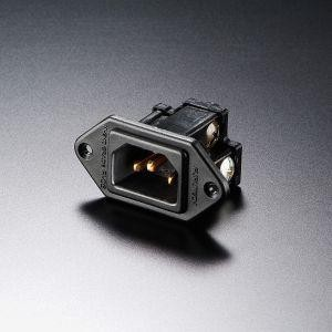 Furutech FI-09 IEC Inlet Gold Plated