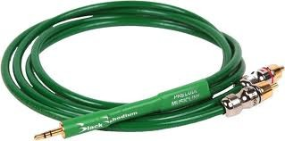 Black Rhodium Prelude Musiclink Cable