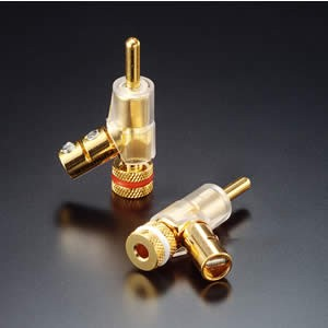 Furutech FP-202 Gold Banana Plugs