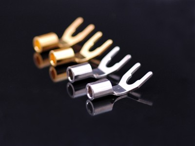 Oyaide SPYT Gold or Silver Plated Spades