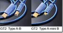 Furutech GT2 USB Cable 0.6 Metres