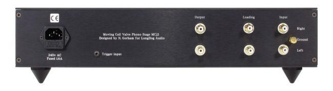 The Long Dog Audio MCJ2 MC Phono Amplifier
