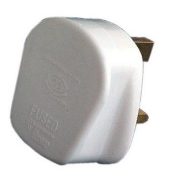 De-Oxit Treated UK Mains Plug