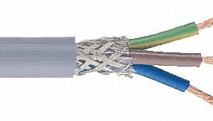 Mains Spur Power Cable per Metre