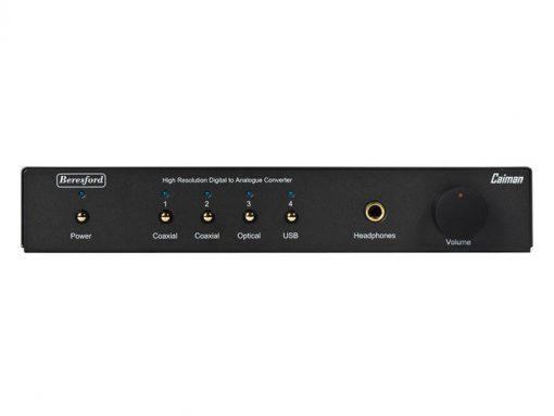 Linear Power Supply for Beresford Caiman DAC