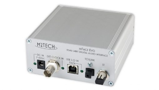 M2Tech HiFace EVO Linear Power Supply