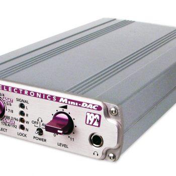 Apogee MIni DAC Linear Power Supply