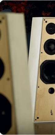 Alexander Acoustics Concrete Speakers