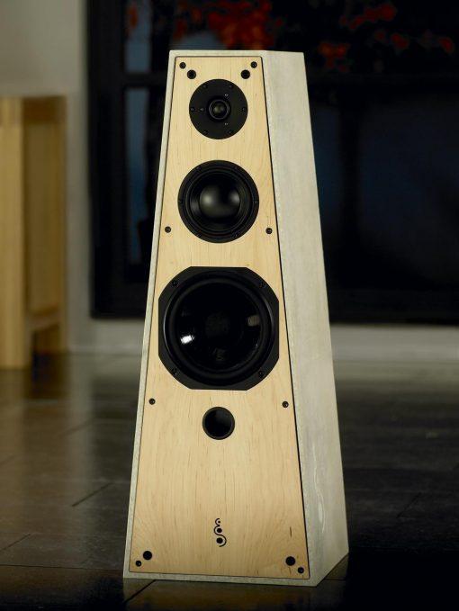 Alexander Acoustics Concrete Speakers