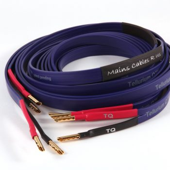 Tellurium Q Blue Speaker Cable 3 Metre Pair