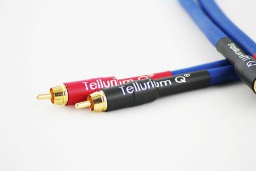 Tellurium Q Blue Interconnect
