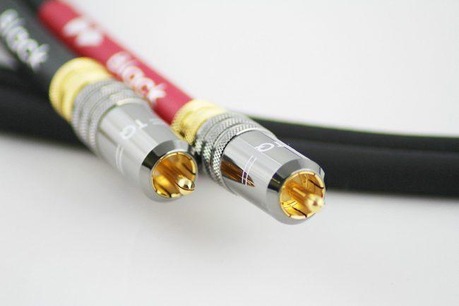 Tellurium Q Black RCA Interconnects