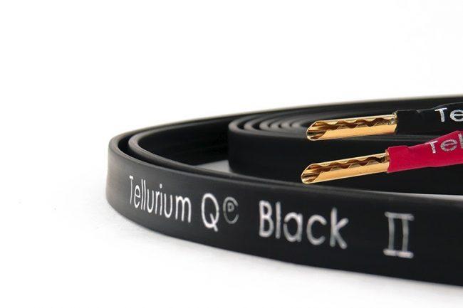 Tellurium Q Black Speaker Cable