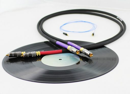 Tellurium Q Black RCA Phono Interconnects for Turntables