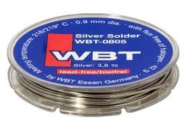 WBT 0805 Silver Solder