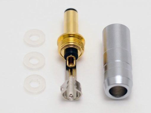 Oyaide DC-2.1G Gold Plated DC Power Plug