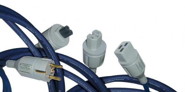 IsoeTek EVO3 Premier Mains Power Cable