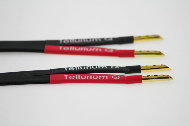 Tellurium Q Black Jumper Cables