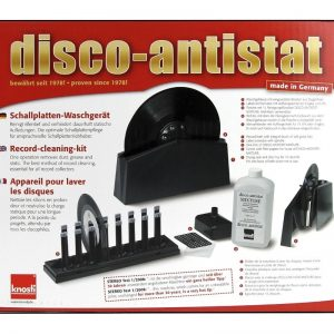 Knosti Disco Antistat Record Cleaning Machine