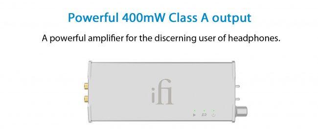 ifi audio i-can headphone amplifier