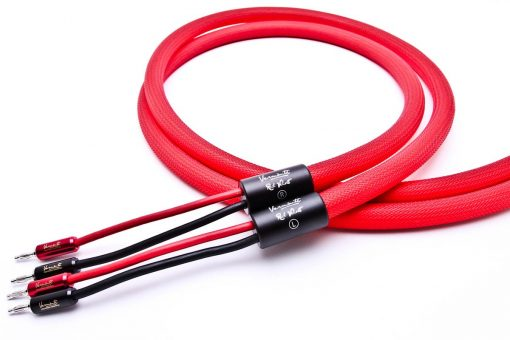 Vermouth Audio Red Velvet Speaker Cables
