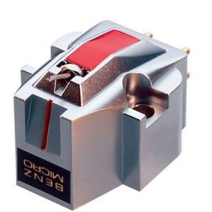 Benz Micro Silver MC Phono Cartridge
