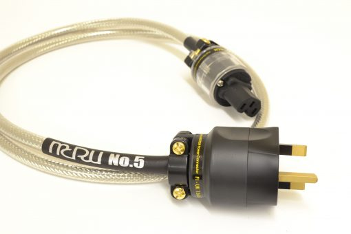 MCRU No.5 Mains Power Lead