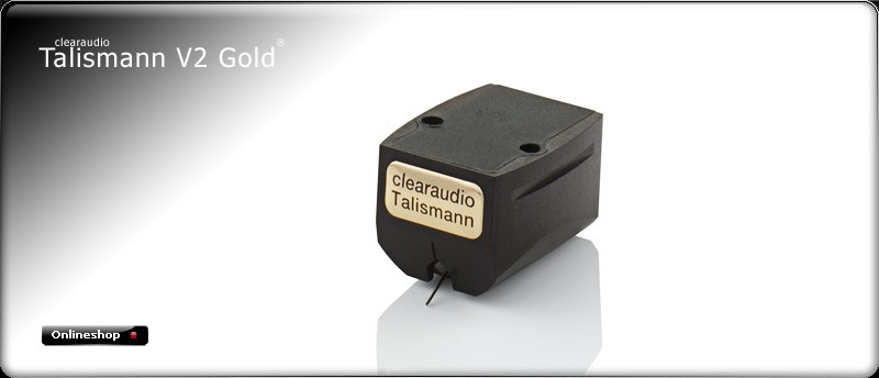 Clearaudio Talisman V2 Cartridge