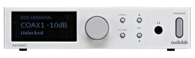 Audiolab Q-DAC Regulated Linear PSU