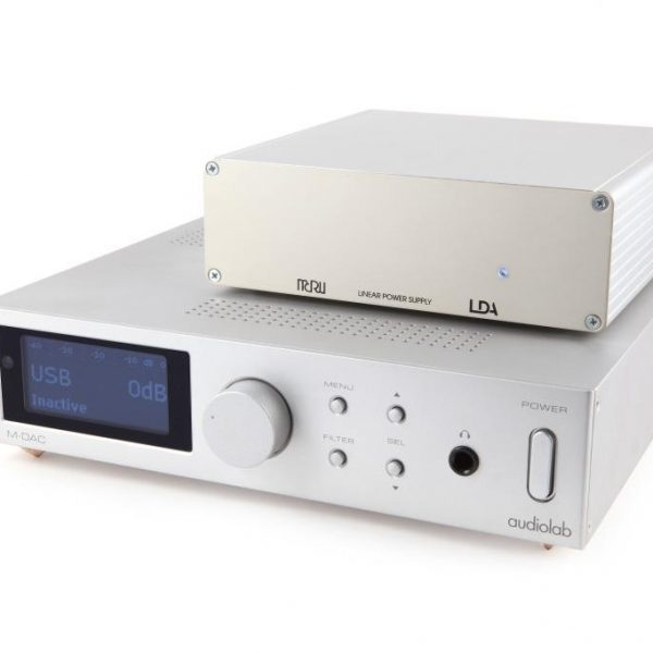 Audiolab Q-DAC Regulated Linear PSU