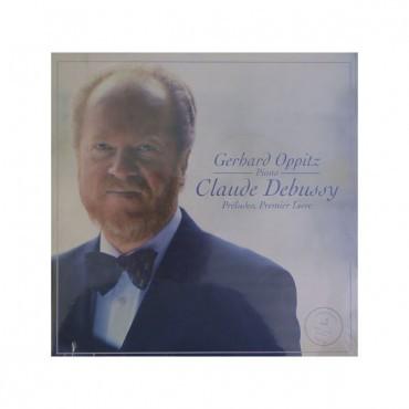 Gerhard Oppitz – Claude Debussy: Préludes, Premier Livre