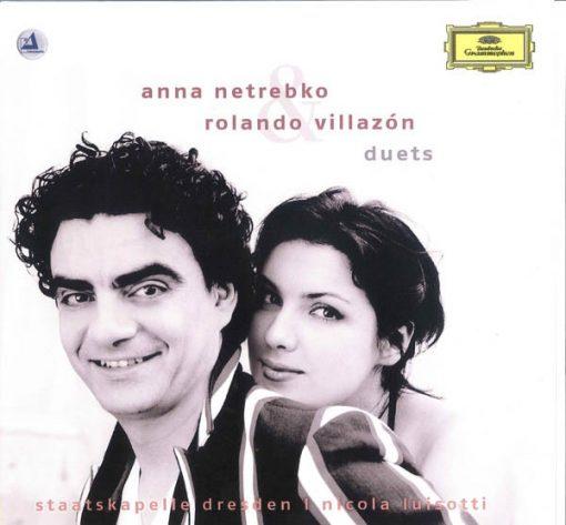 Deutsche Grammophon Anna Netrebko & Rolando Villazón – Duets