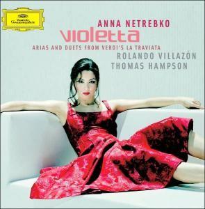 Deutsche Grammophon Anna Netrebko – Violetta