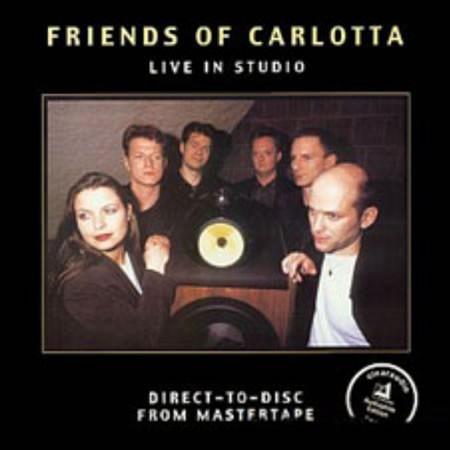 Friends of Carlotta / Live in Studio
