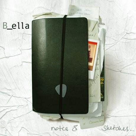 B_ella: Notes & Sketches