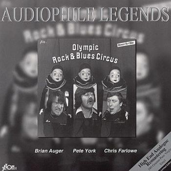 Auger / York / Farlow Olympin Rock and Blues Circus