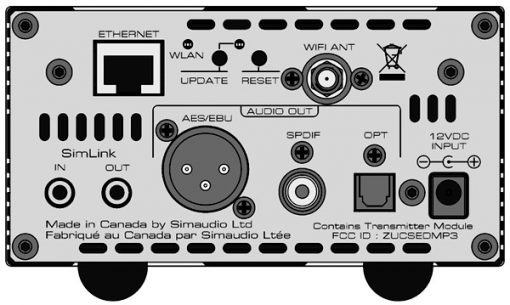 Simaudio Music Streamer Linear PSU