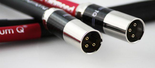 Tellurium Q Black Diamond XLR Cables