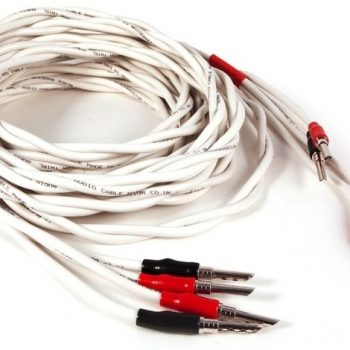 Black Rhodium Twirl Speaker Cable