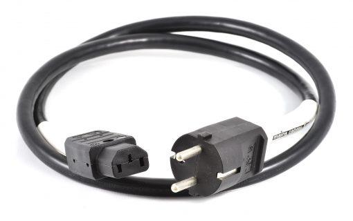 MCRU No.14 Schuko Power Cord