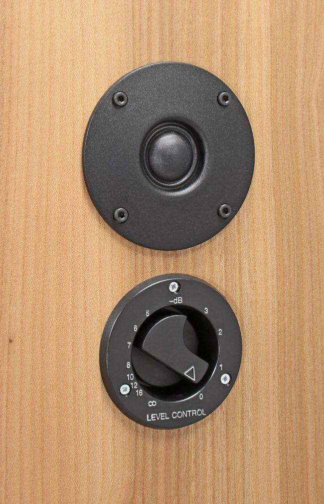 MCRU No.127 Loudspeakers