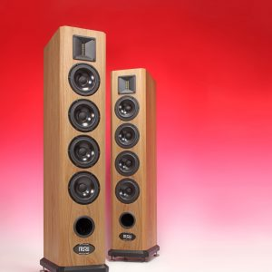 MCRU No.127 Loudspeakers