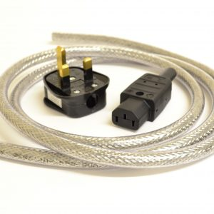 MCRU £10 DIY Mains Lead Set