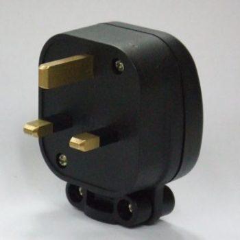 MS HD Power Copper UK Mains Plug